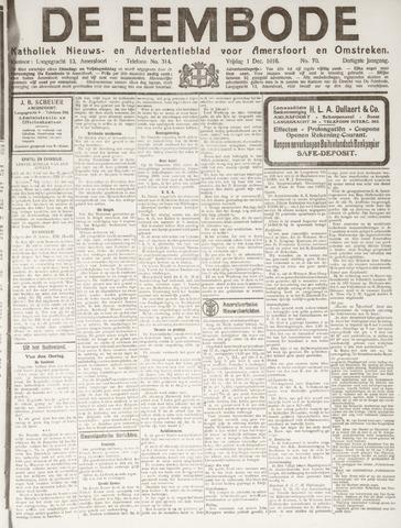 De Eembode 1916-12-01