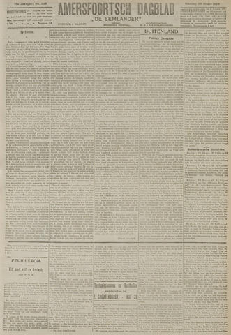 Amersfoortsch Dagblad / De Eemlander 1920-03-30