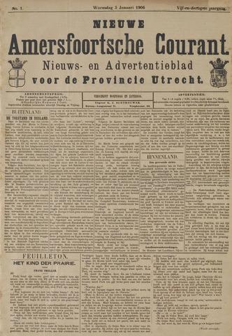 Nieuwe Amersfoortsche Courant 1906-01-03