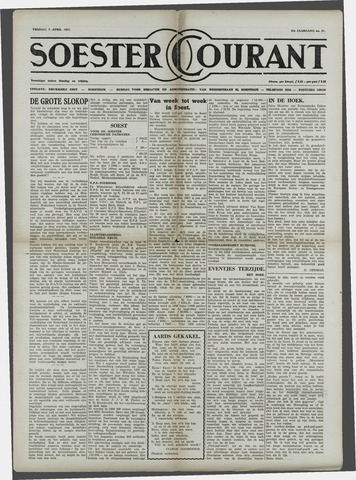 Soester Courant 1957-04-05