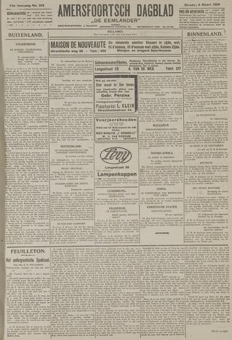 Amersfoortsch Dagblad / De Eemlander 1926-03-09