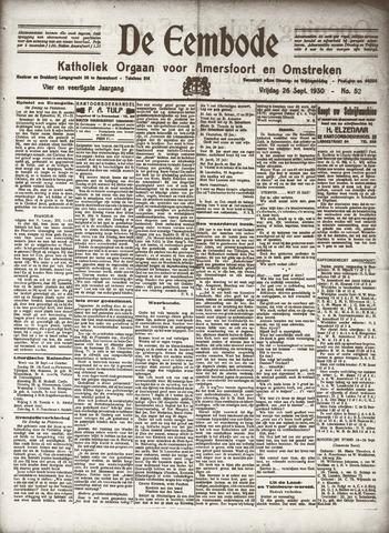 De Eembode 1930-09-26