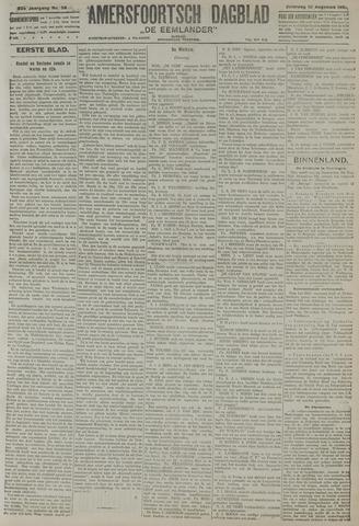 Amersfoortsch Dagblad / De Eemlander 1921-08-13
