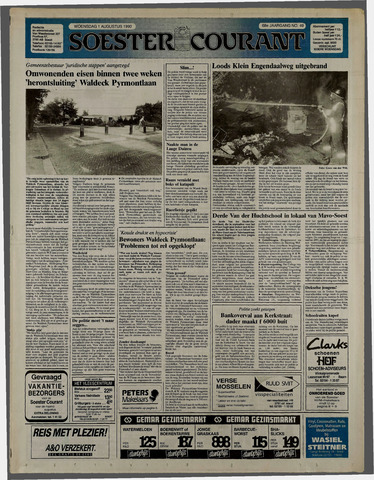 Soester Courant 1990-08-01