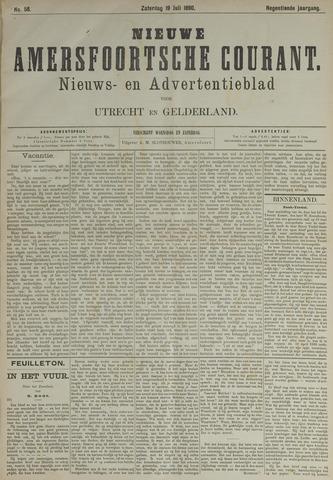 Nieuwe Amersfoortsche Courant 1890-07-19