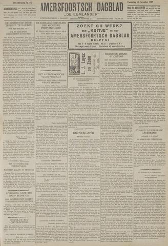 Amersfoortsch Dagblad / De Eemlander 1927-12-14
