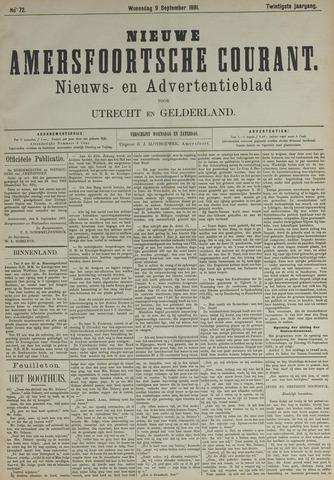 Nieuwe Amersfoortsche Courant 1891-09-09