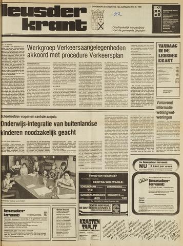 Leusder Krant 1980-08-21