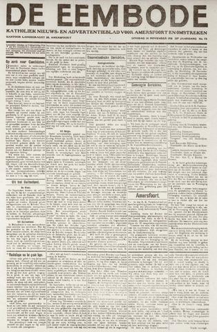 De Eembode 1918-11-26