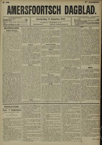 Amersfoortsch Dagblad 1909-08-19