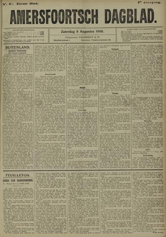 Amersfoortsch Dagblad 1908-08-08