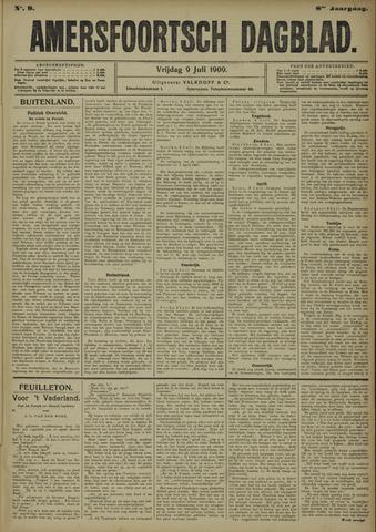 Amersfoortsch Dagblad 1909-07-09