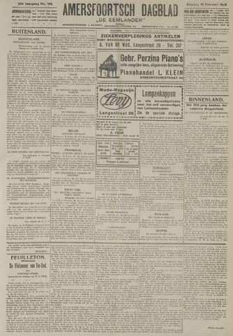 Amersfoortsch Dagblad / De Eemlander 1925-02-10