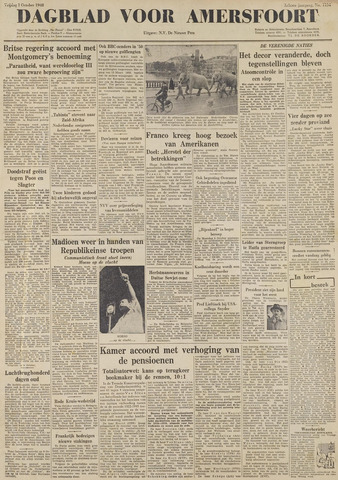 Dagblad voor Amersfoort 1948-10-01