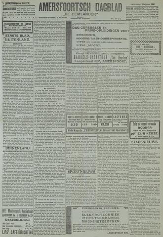 Amersfoortsch Dagblad / De Eemlander 1921-10-01