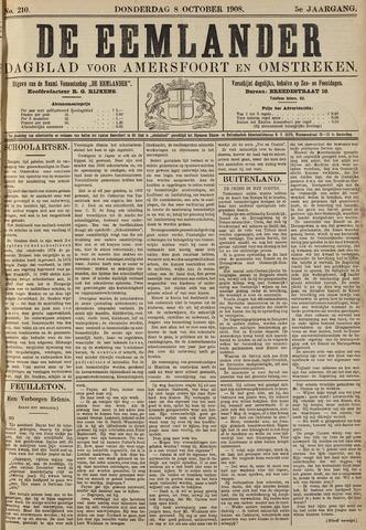 De Eemlander 1908-10-08