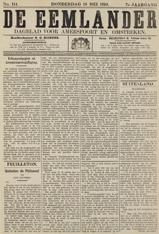 De Eemlander 1910-05-19
