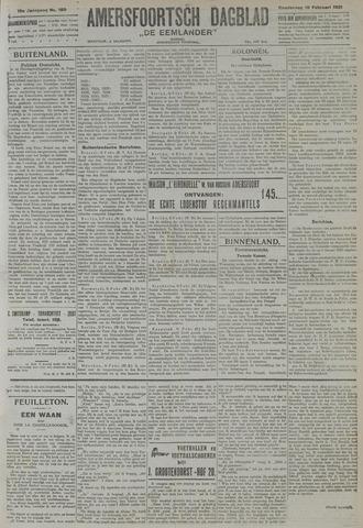 Amersfoortsch Dagblad / De Eemlander 1921-02-10
