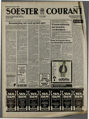 Soester Courant 1982-10-13
