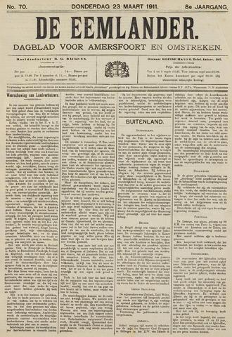 De Eemlander 1911-03-23