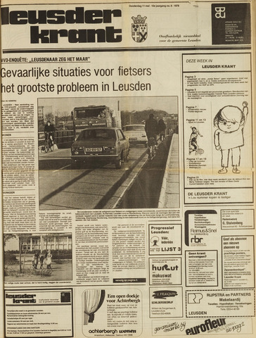 Leusder Krant 1978-05-11