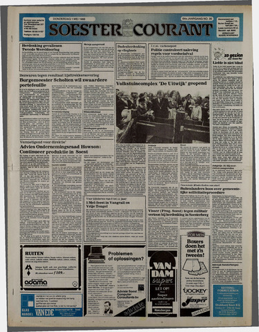 Soester Courant 1986-05-01