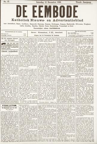 De Eembode 1896-12-12