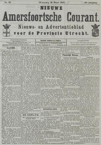 Nieuwe Amersfoortsche Courant 1918-03-20