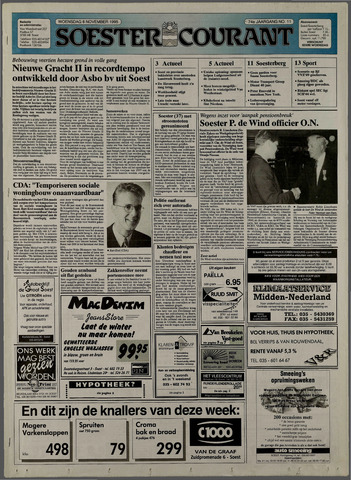 Soester Courant 1995-11-08