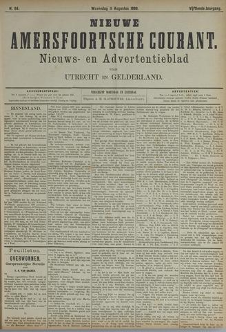 Nieuwe Amersfoortsche Courant 1886-08-11