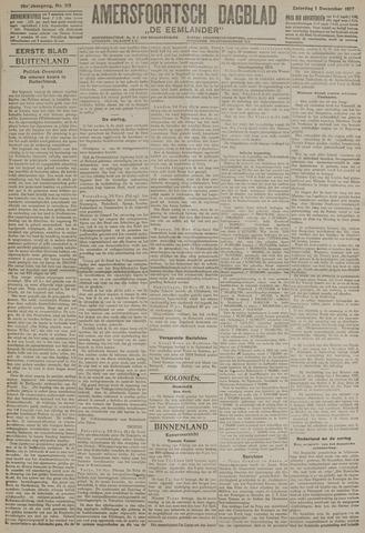 Amersfoortsch Dagblad / De Eemlander 1917-12-01