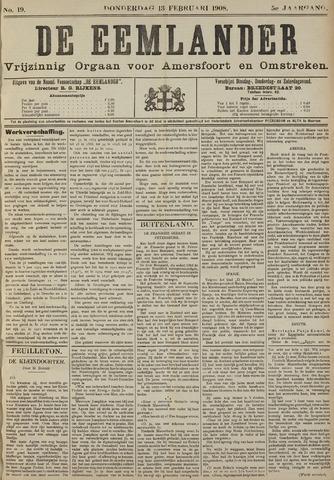 De Eemlander 1908-02-13