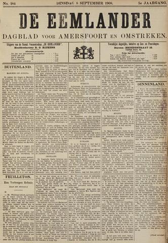 De Eemlander 1908-09-08