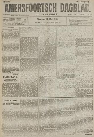 Amersfoortsch Dagblad / De Eemlander 1916-05-15