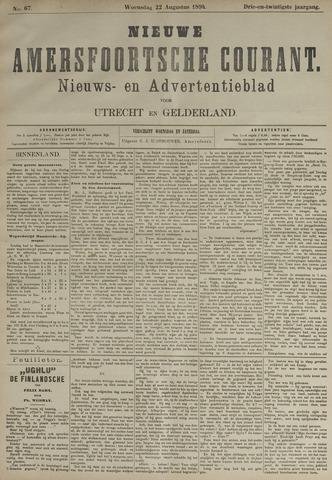 Nieuwe Amersfoortsche Courant 1894-08-22