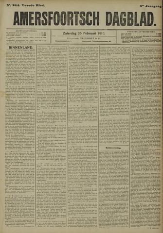 Amersfoortsch Dagblad 1910-02-26