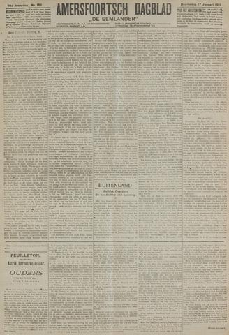 Amersfoortsch Dagblad / De Eemlander 1918-01-17