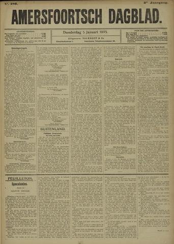 Amersfoortsch Dagblad 1905-01-05