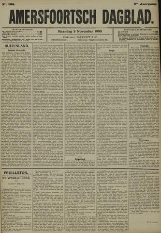 Amersfoortsch Dagblad 1909-11-08