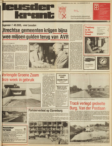Leusder Krant 1982-07-22