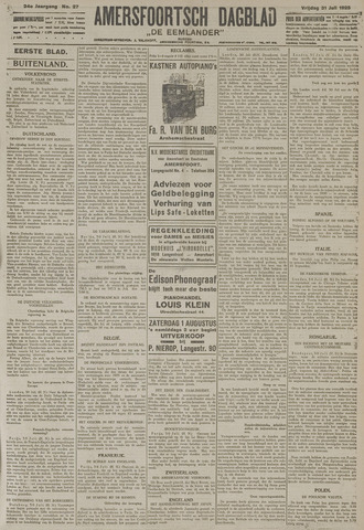 Amersfoortsch Dagblad / De Eemlander 1925-07-31