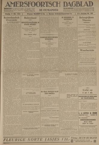 Amersfoortsch Dagblad / De Eemlander 1933-05-09