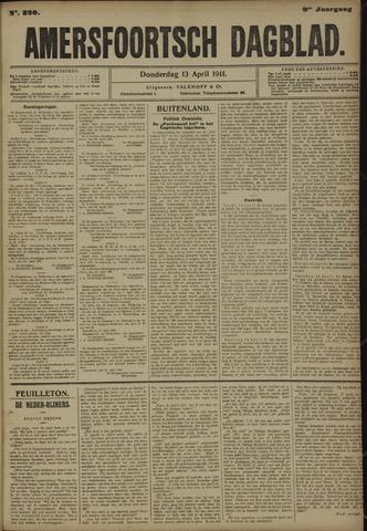 Amersfoortsch Dagblad 1911-04-13