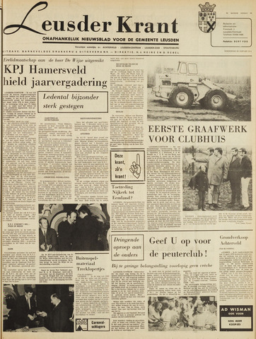 Leusder Krant 1971-01-28