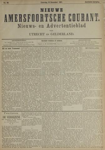 Nieuwe Amersfoortsche Courant 1887-12-10