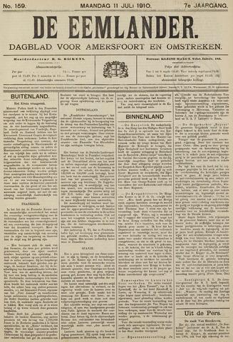 De Eemlander 1910-07-11