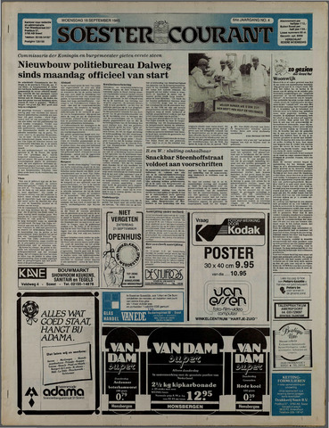 Soester Courant 1985-09-18