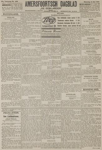 Amersfoortsch Dagblad / De Eemlander 1926-05-10