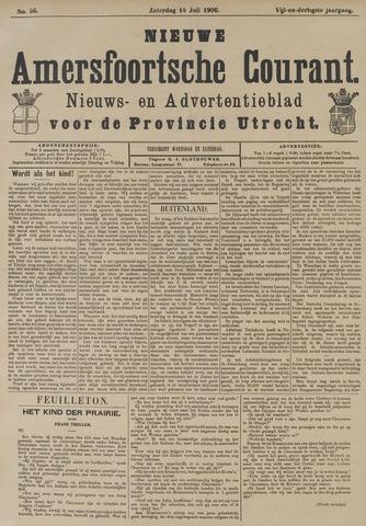Nieuwe Amersfoortsche Courant 1906-07-14
