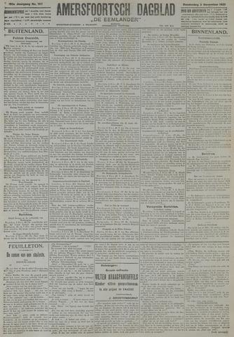 Amersfoortsch Dagblad / De Eemlander 1921-11-03